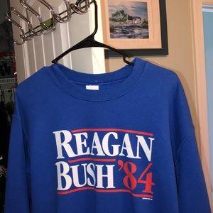 Reagan Bush 84' pullover